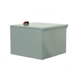 Μεταλλικό κουτί 680x770xh500 mm