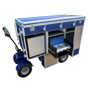 R6 4WD Resort catering foodservice